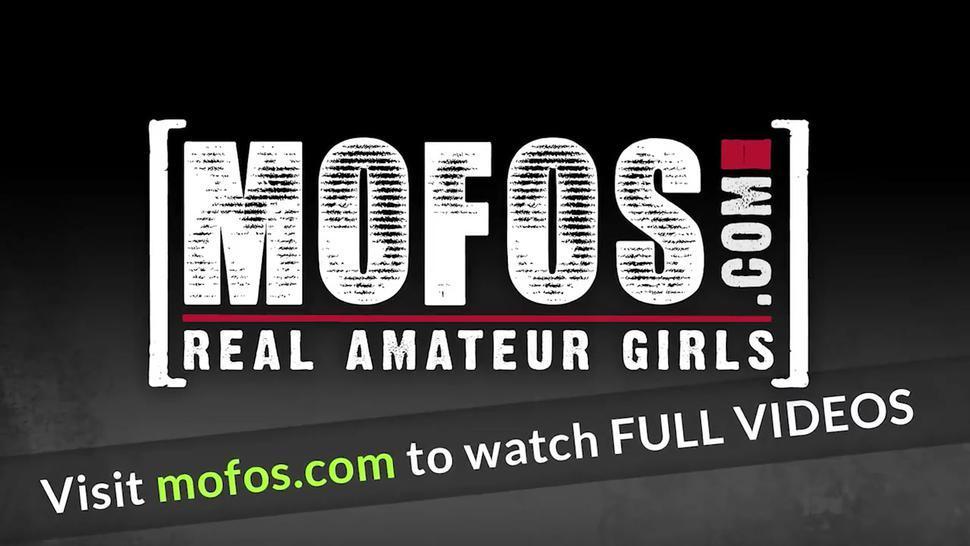 Mofos - Shes A Freak - Dressing Room Dildo starring Linda Lay