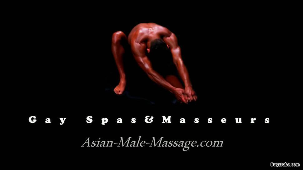asian nude massage