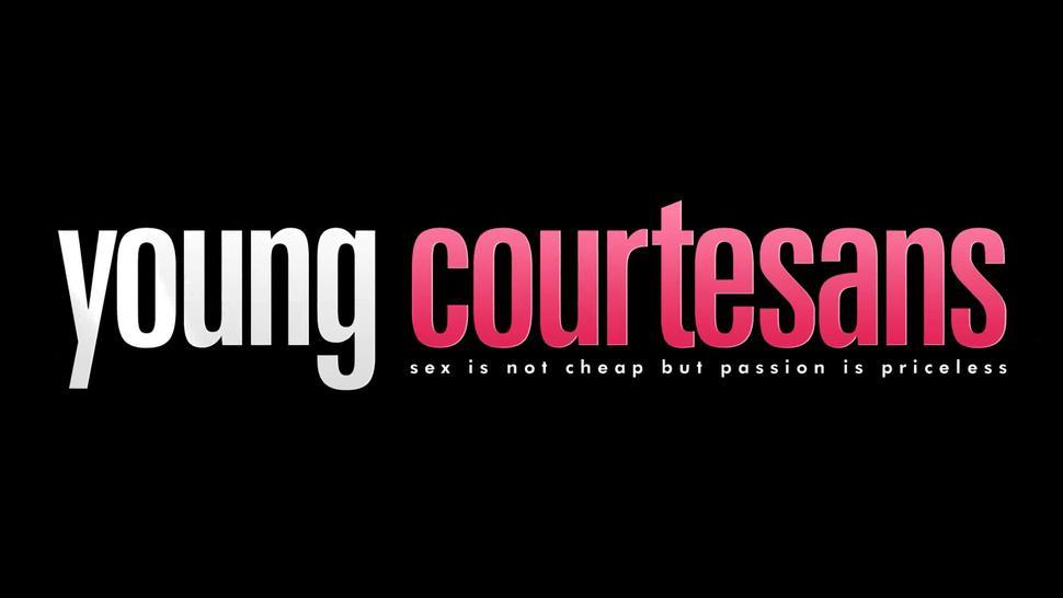 Young Courtesans - Alex Swon - Teeny fucked the courtesan way