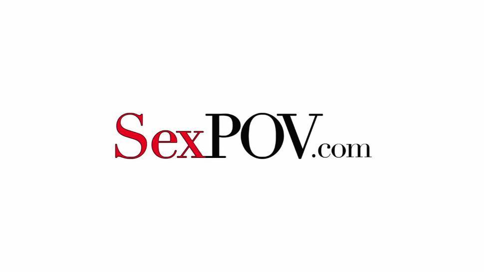 Amber Ivy SexPov