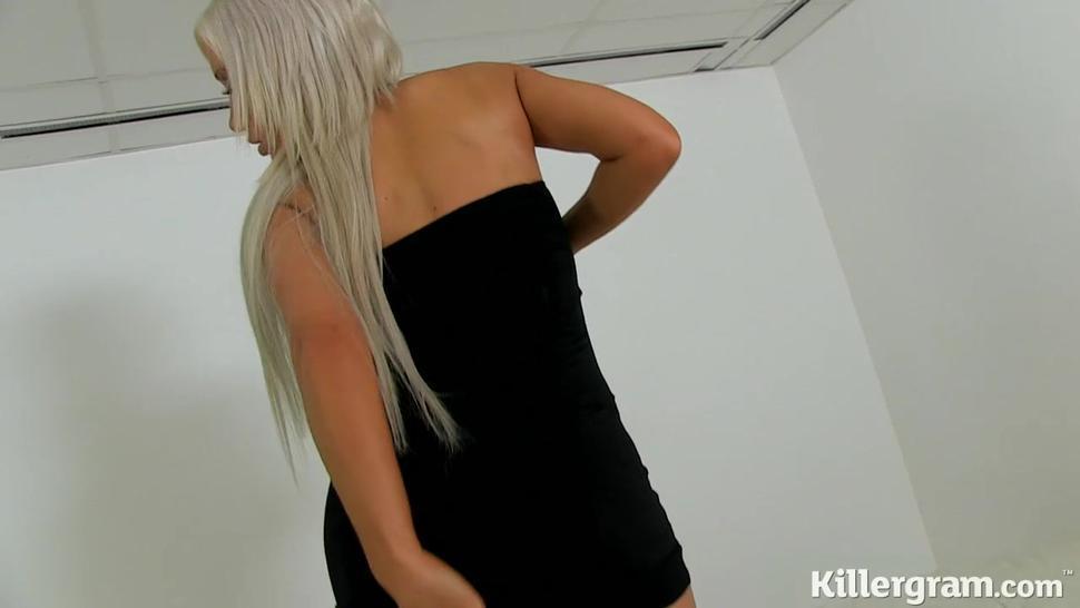 Creampie For Blonde MILF