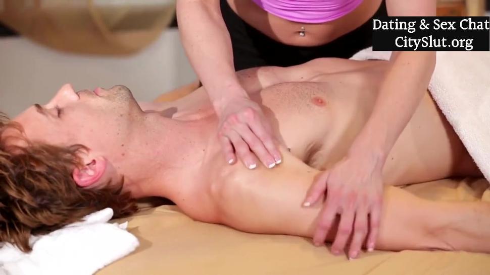 Big-tits Busty Brunette Milf Kendra Lust Massage Sex
