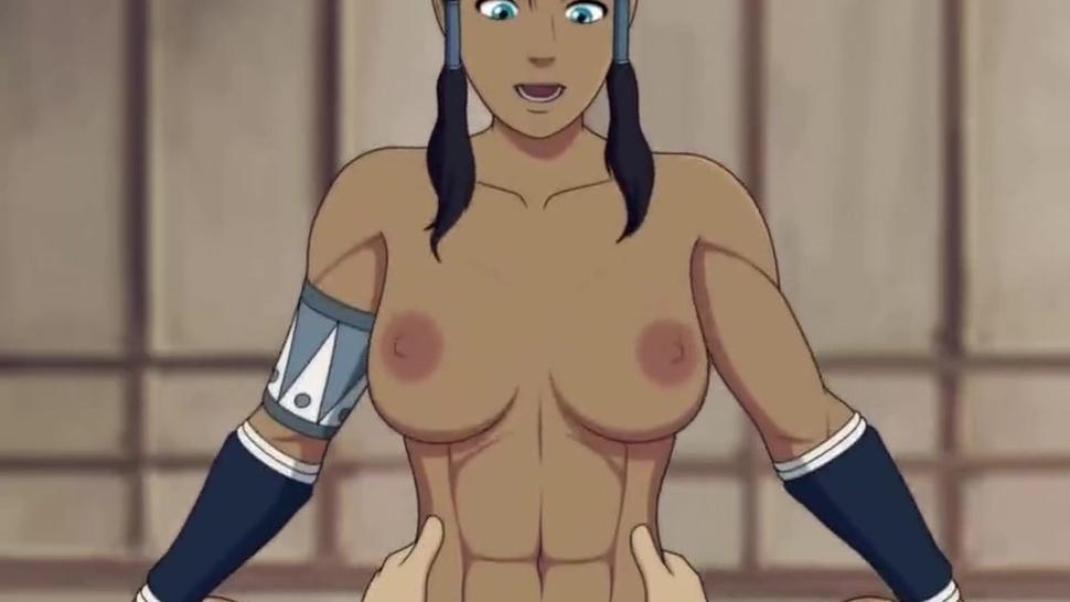 Taking Korras Virginity - Legends of Korra