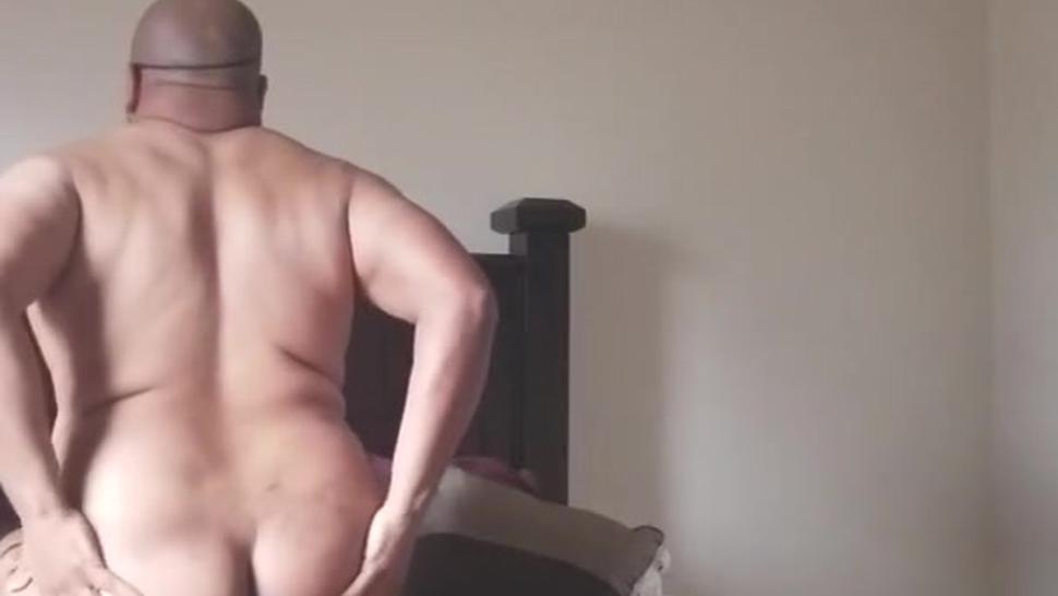 10 inch cock strokin my ass