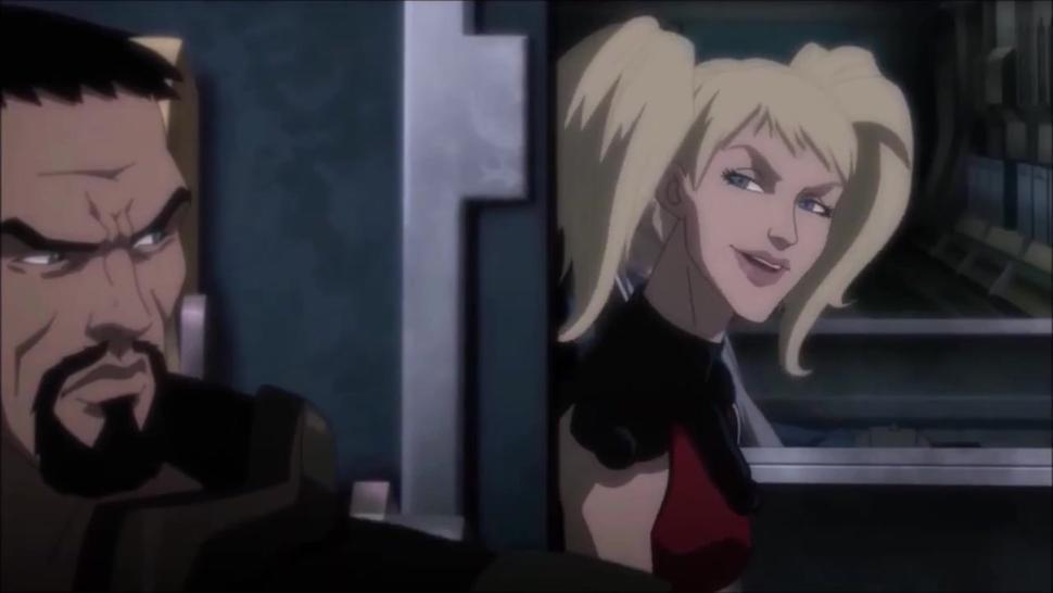HARLEY QUINN CUMPILATION DC batman erotic, blowjobs & cumshots clips 3D Harley Quinn blowjob slut