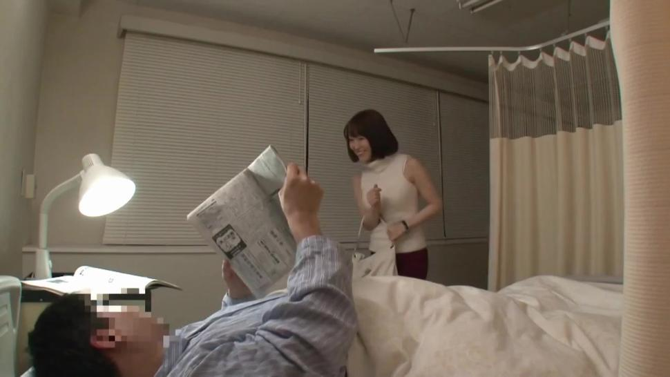 Cuckold Screw In A Japanese Hospital Porn Flick