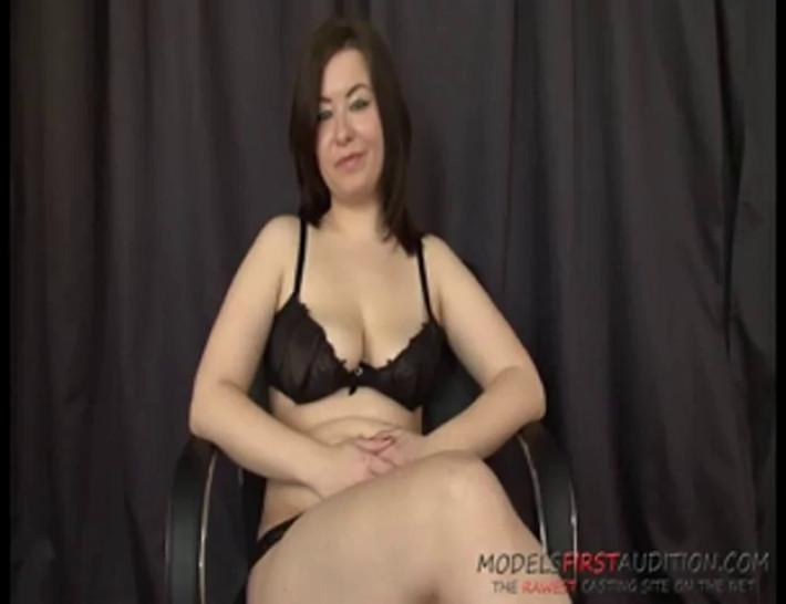 Models First Audition and genuine first time porn casting