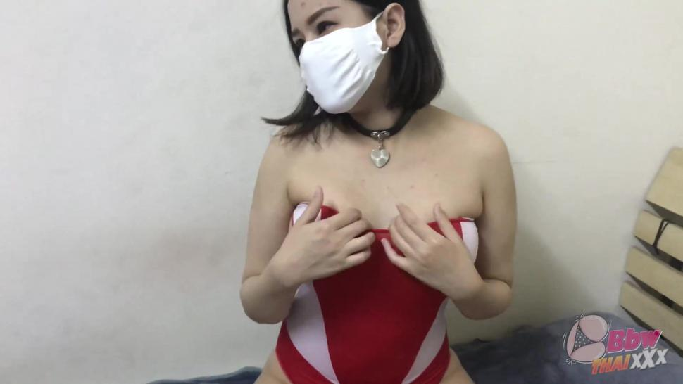 Thai girl with juicy tits. Are you ready to fucked her pussy?