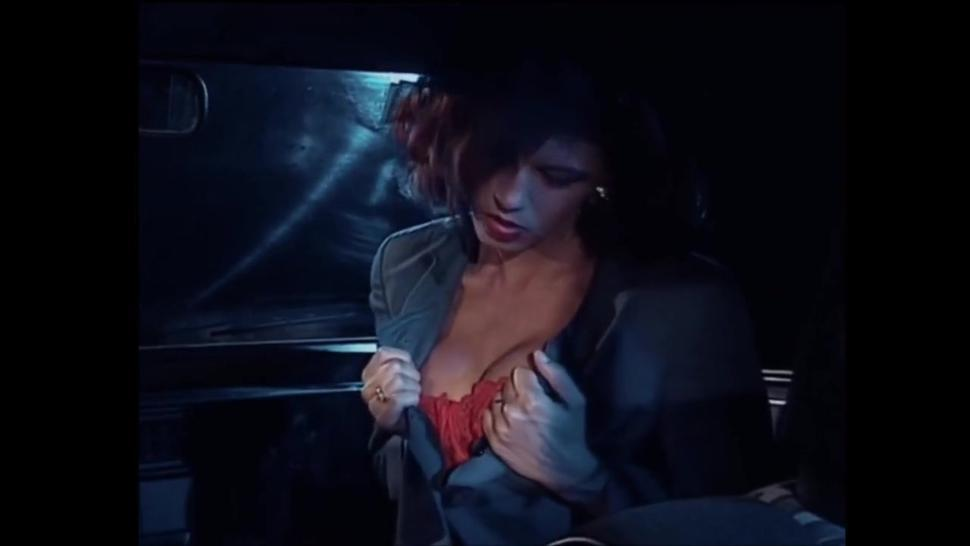 BEST CAR BLOWJOB CUMSHOT OF ALL TIMES - beautiful woman oral sex POV finishes the job cum in mouth
