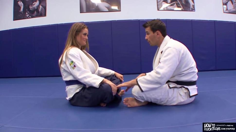 How To Screw Your Judo Instructor