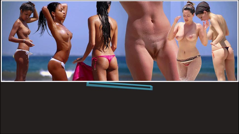 Nudist Amateur Babes Beach Voyeur HD Video