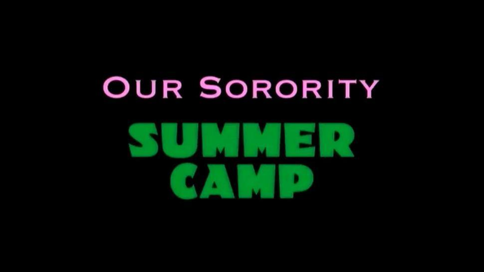 Sorority Summer Camp