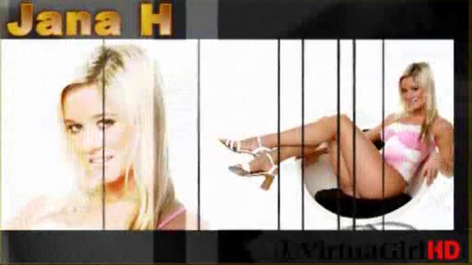 Blond Jana Moves - Carmen Blonde