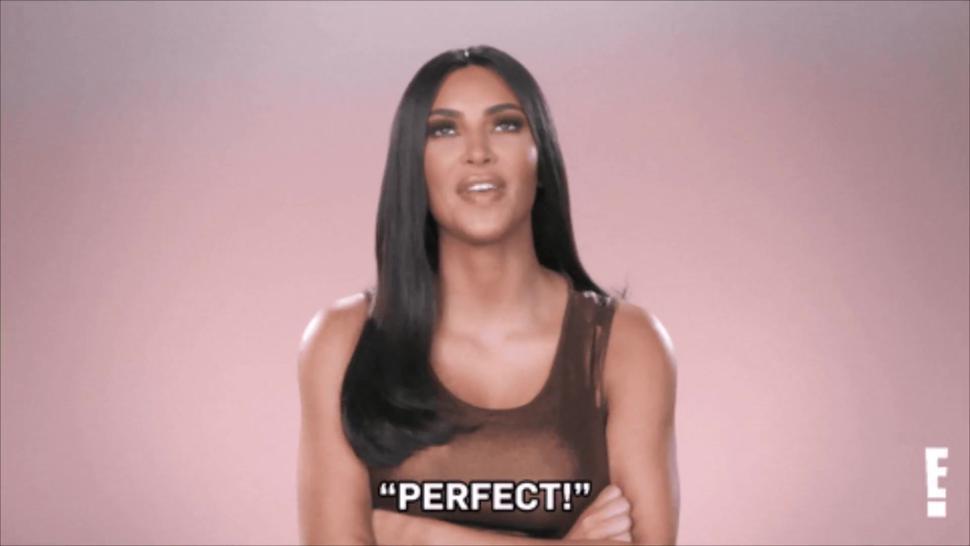 Kim Kardashian Babecock 2
