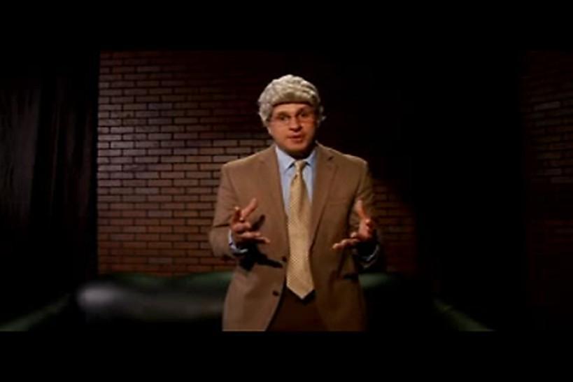 Jerry Springer parody