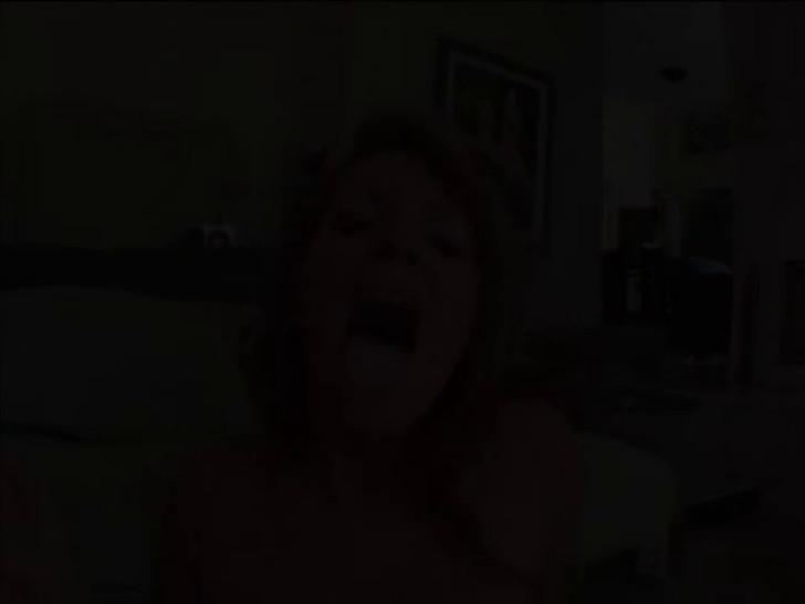 Katja Kassin interracial DP - video 3