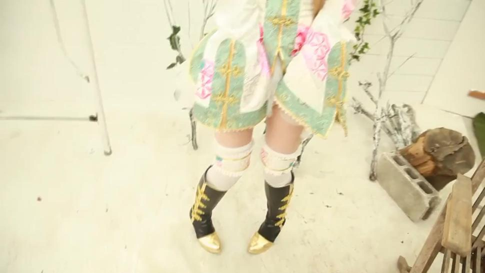 Love Live Ecchi Photo Shoot Rin Hoshizora and Kotori Minami
