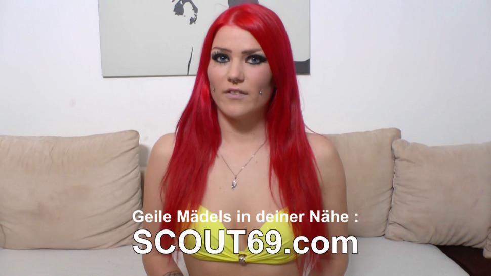 SCOUT69 - Multiple Creampie Gangbang Gangbang for German Teen
