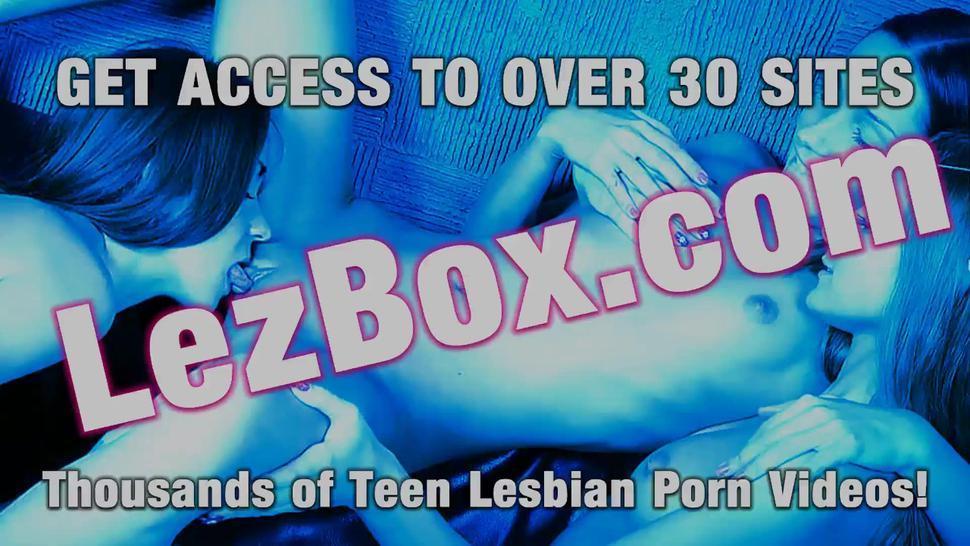 Voluptuous lesbian cougar seduces a curvy teen