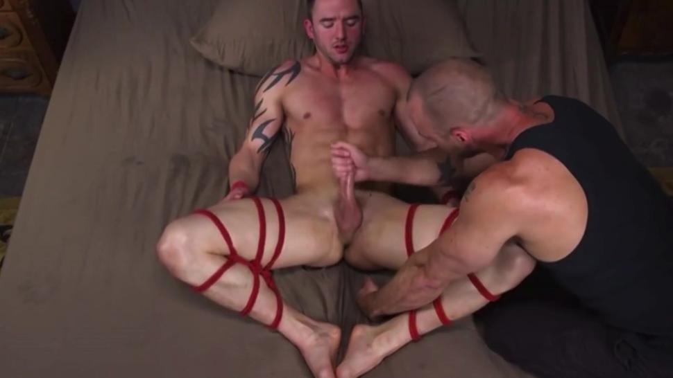 Guy Edged Out Of His Mind With INTENSE Post Orgasm Torture