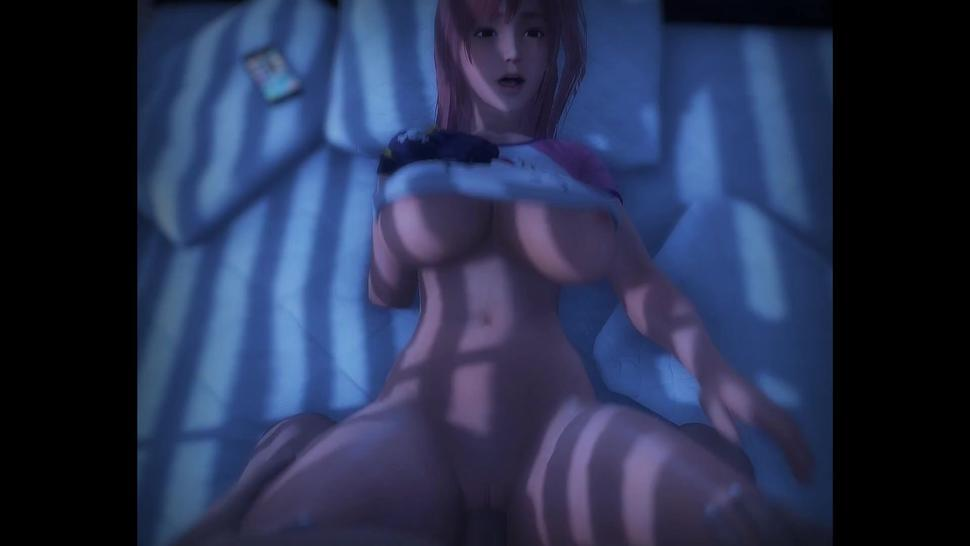 NSFW Dead or Alive, Honoka, Ayane, Marie-Rose 3D Hentai Animation Good Quality, Long