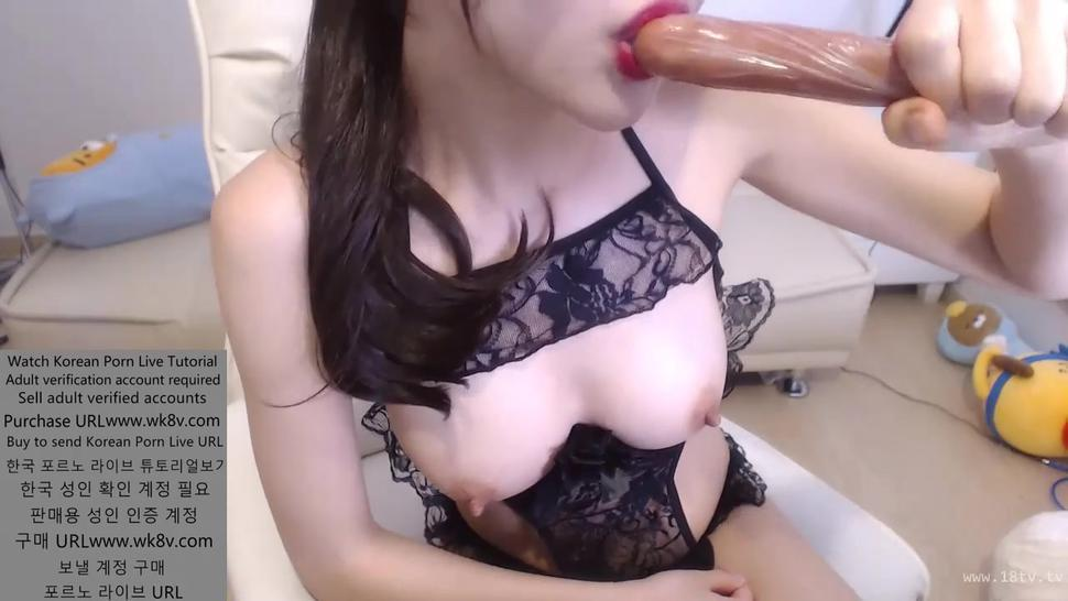South Korea's perfect goddess has a very good body and wet body temptation live broadcast the fourth
