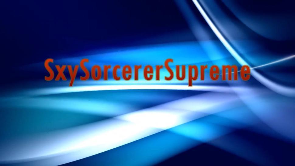 SIMPLY SENSATIONAL - SxySorcererSupreme - VINTAGE EROTIC PHOTOSHOOT INSTANTLY TURNS INTO SEXCAPADE