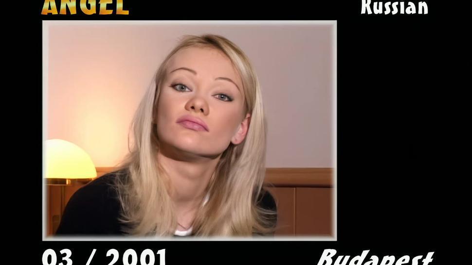 Ukrainian Angel casting HD