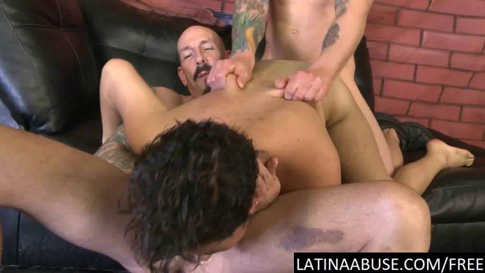 LATINA THROATS - Total throat destruction of Sedusa