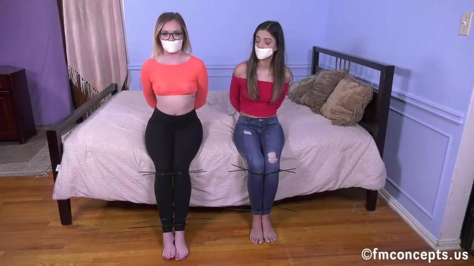 Tied Girls