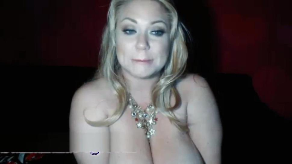 big boobs in front of the camera