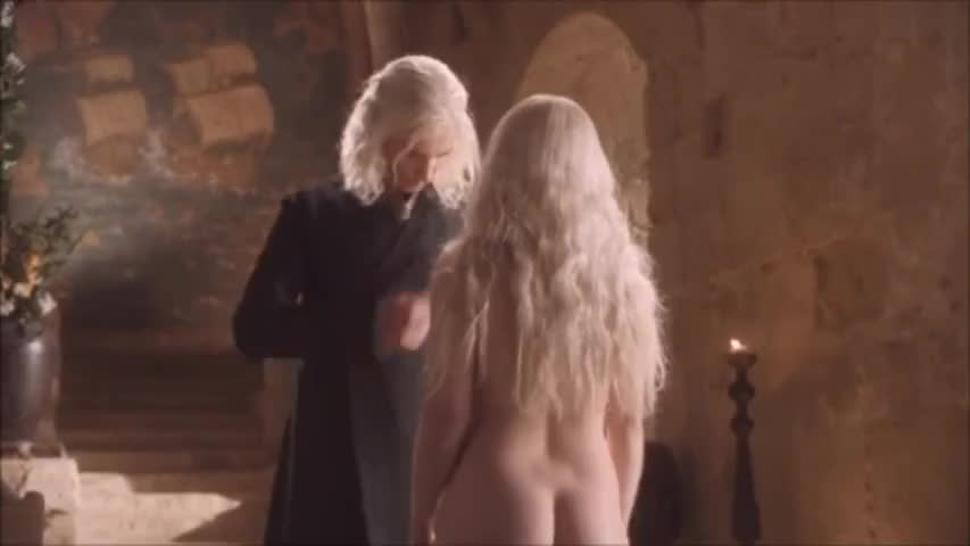 Try not  to cum:D tits of Emilia clarke.   Can you last? Comment down below