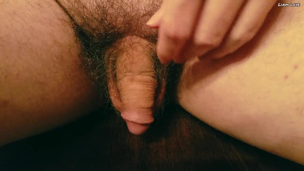 Big Cock Erection (Soft Cock Doubling In Size)