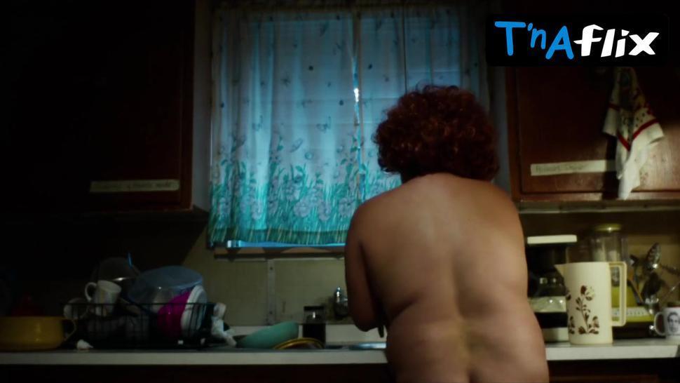 Elizabeth De Razzo Nude Scene  in The Greasy Strangler