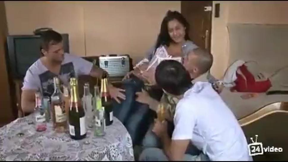 Drunk Wife Shared With Friends See Complete Video Here...https://rebrand.ly/63509