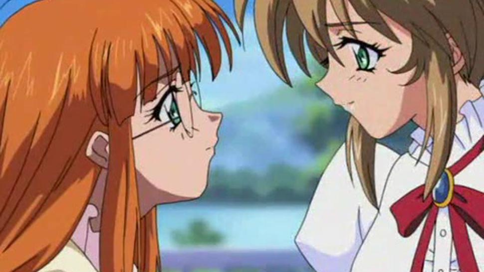 Hentai Lesbian Scene