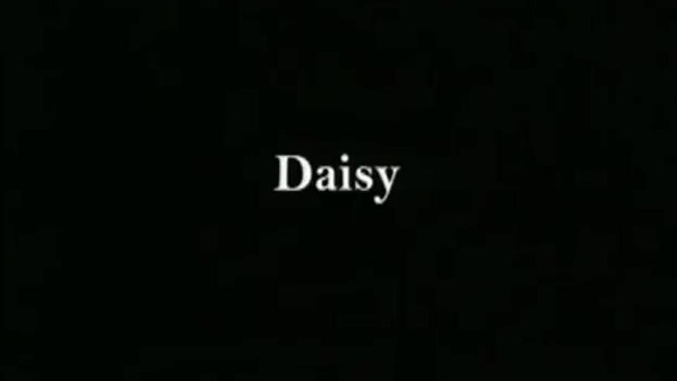 Daisy Marie in an alley