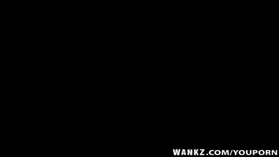 WANKZ- Young Masseuse Brooke Fucks