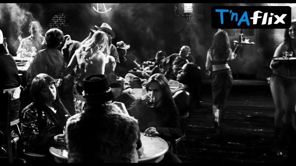Jessica Alba Sexy Scene  in Sin City: A Dame To Kill For