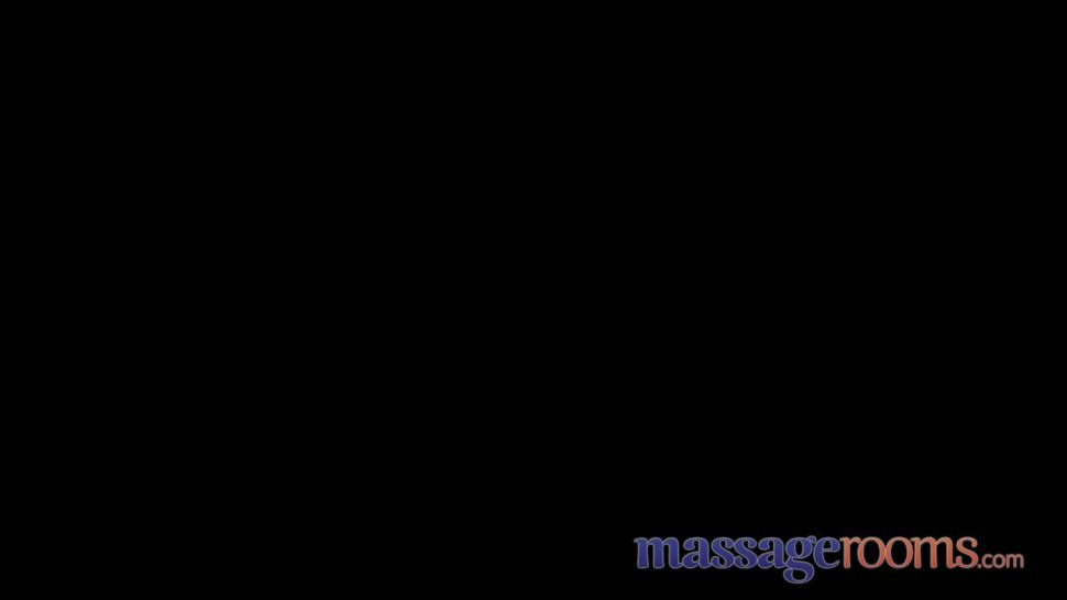 Massage Rooms - Young blonde lesbians Cherry Kiss and Lovita Fate facesitting