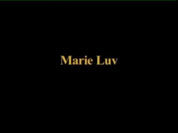 Marie Luv Interracial - video 1