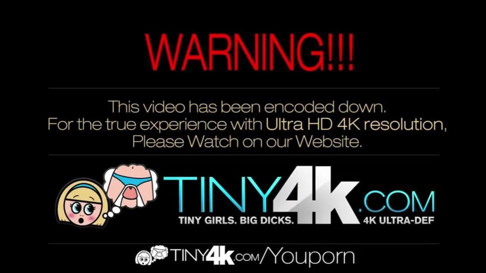 4K Tiny4K - Petite latina Ava Taylor is fucked hard by big dick