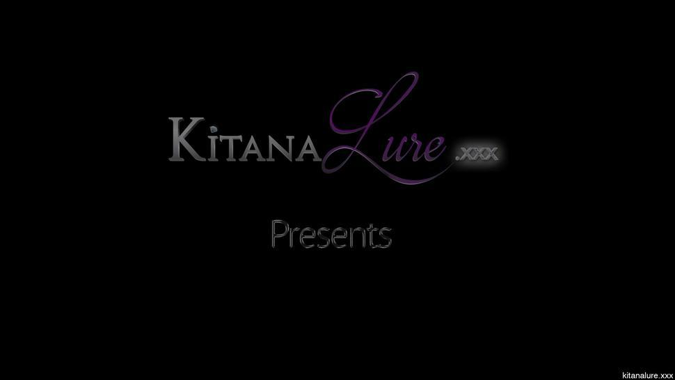 Masked Girl In Anal Action - Kitana Lure