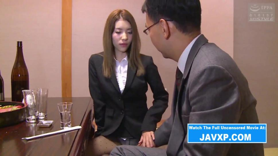 Japanese Girl Fucked After Work