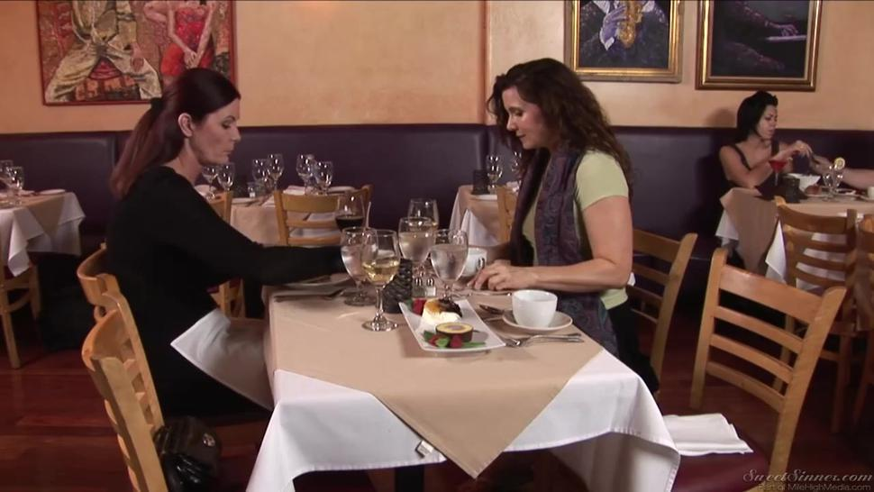 The Cougar Club - Volume III Scene IV
