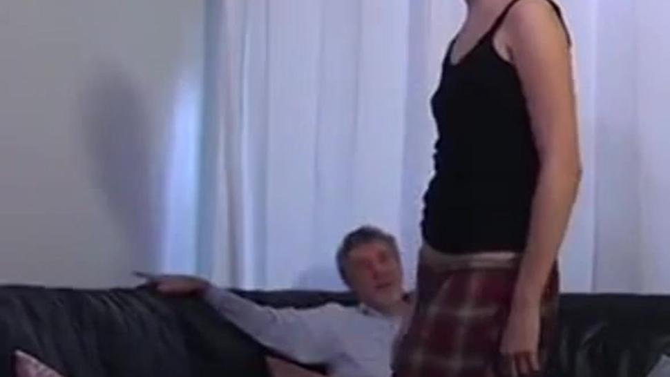 45 mins of Amelia getting spanked