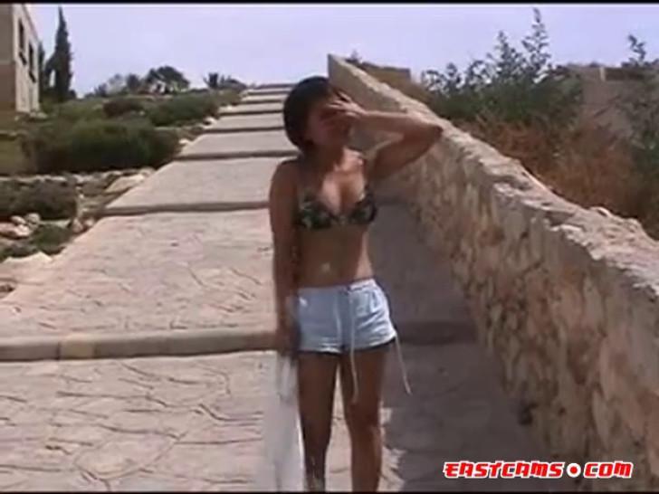 Horny Asian Girlfriend