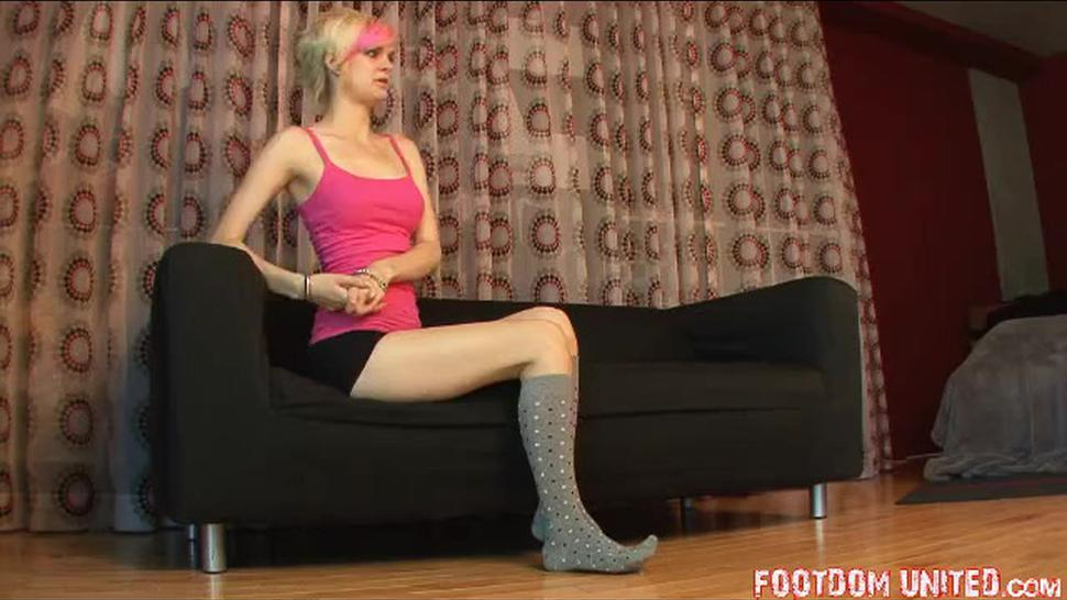 Mistress Stacey boots worship