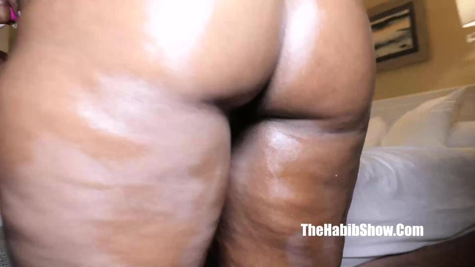 two freakist big booty chocolates of the south jada dee and ambitious booty