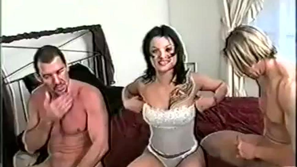 Belladonna Double Vag